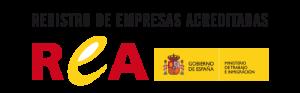 Sello Registro de Empresas Acreditadas Gobierno de España